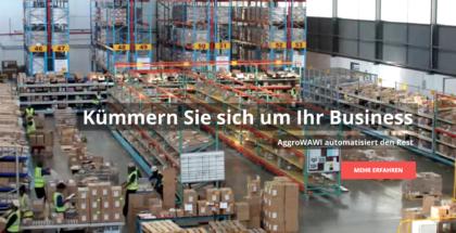 www.aggrowawi.de - AggroWAWI - Warenwirtschaft mit OXID-Shop